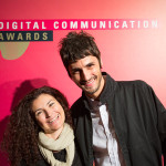 Digital Communication Award 2014 Fotowand